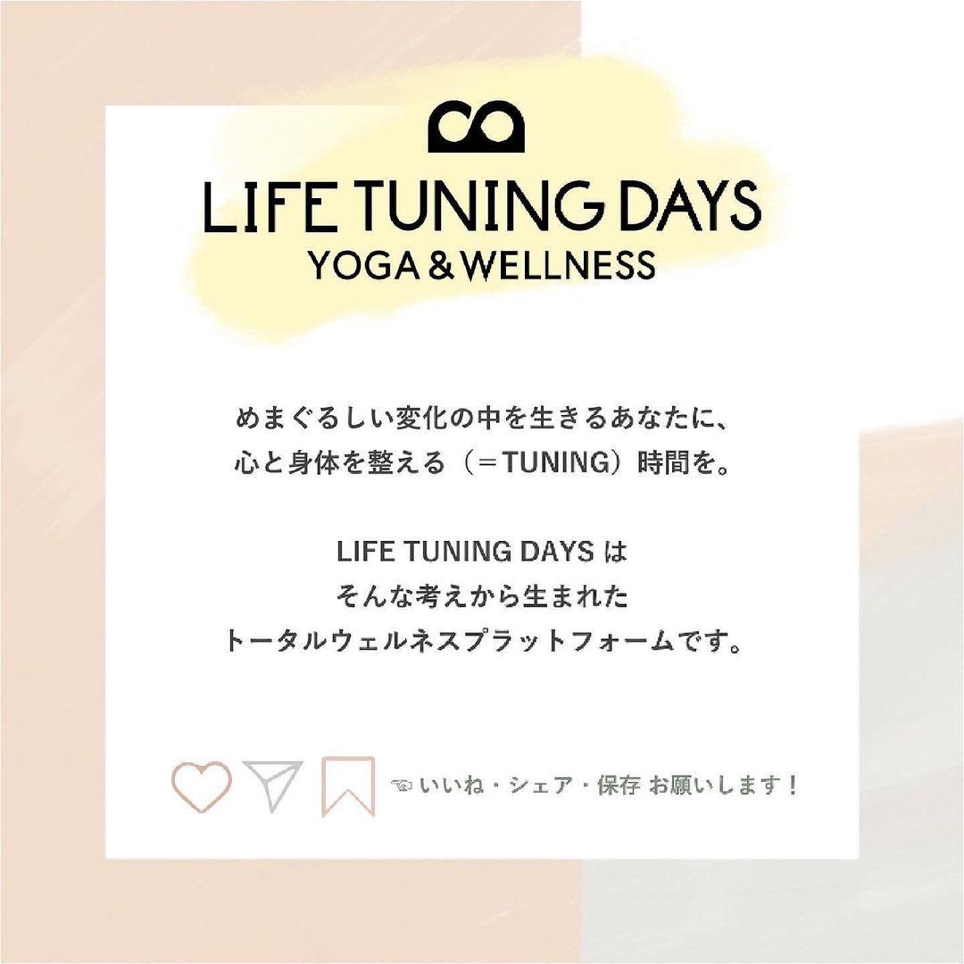 LIFE TUNING DAYS YOGA&WELLNESS